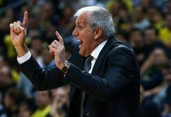 Zeljko Obradovic: Oyuncularımın zor bir durumda olduğunun farkındayım