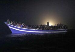 İzmirde 232 düzensiz göçmen yakalandı