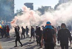 Şilide vergi kesintisi planı iptal