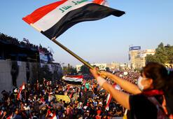 Irakta sokaklar durulmuyor