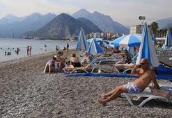 Antalyada yazdan kalma günler