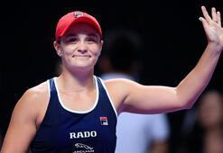 Svitolinanın finaldeki rakibi Ashleigh Barty