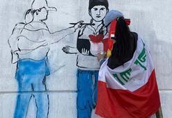 Irakta gösteriler sürüyor: Dünyaya göstermek istiyoruz
