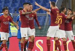 Roma, sahasında Napoliyi 2 - 1 yendi