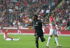 Antalyaspor - Beşiktaş: 1-2
