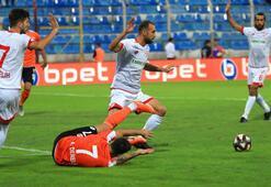 Adanaspor: 0 - Boluspor: 0