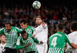 Real Madrid, sahasında berabere kaldı