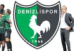 Yukatel Denizlispor seri başlatacak