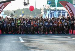 Vodafone 41. İstanbul Maratonunda kazananlar belli oldu