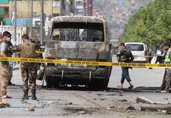 Afganistanda patlama: 7 ölü