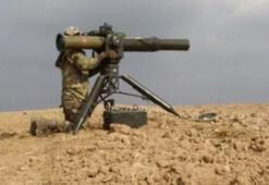 SMO askerlerinin YPGli teröristlerle çatışma anı