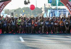 Vodafone 41. İstanbul Maratonunu erkeklerde Kibet kazandı