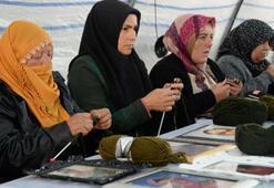 HDP önündeki eylemde 62nci gününde devam ediyor