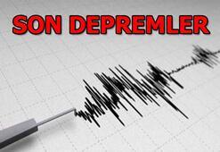 Son depremler | En son nerede deprem oldu