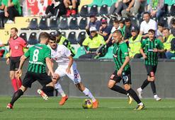 Yukatel Denizlispor-Demir Grup Sivasspor: 0-2