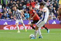 Enes siftah yaptı, Valladolid fark attı: 3-0