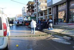 Trabzonda silah sesleri 1 ölü 1 yaralı