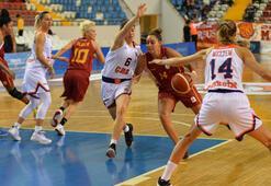 Gelecek Koleji Çukurova Basketbol-Galatasaray: 72-81