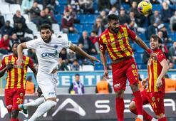 Kasımpaşa-BtcTurk Yeni Malatyaspor: 2-2