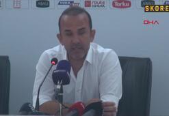 """Mehmet Özdilek: """"Beklemediğimiz bir mağlubiyet oldu"""""""