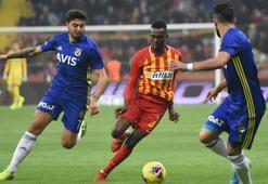 Kayserispor-Fenerbahçe: 1-0
