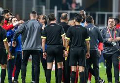 Murat Şahin: Bu akşam futbolu konuşmak isterdik