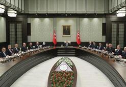 Kabinenin ana gündemi Suriye