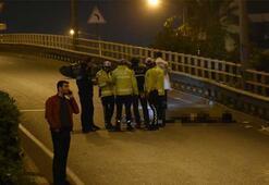 İzmir 'de feci kaza: 1 ölü