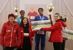 Vodafone İstanbul Maratonu kim birinci oldu İşte maraton birincileri...