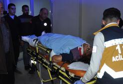 Gaziantepte kanlı kaza