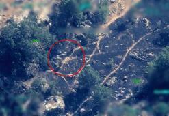 PKKnın sözde Metina alan sorumlusu etkisiz hale getirildi