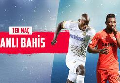 Ankaragücü - Gaziantepspor maçı canlı bahis heyecanı Misli.comda