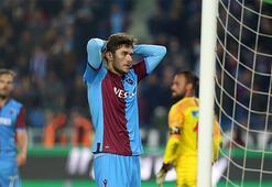 Trabzonsporun 21 maçlık gol serisi sona erdi