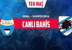 Spal – Sampdoria maçı canlı bahis heyecanı Misli.comda