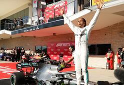 Şampiyon Hamilton, Schumacheri yakaladı