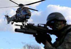 Terör örgütüne ağır darbe 175 terörist etkisiz hale getirildi