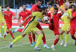 Menemenspor - Ümraniyespor maçında kural hatası iddiası