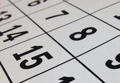 2020 Resmi tatiller | 2020 Ramazan Bayramı ve Kurban Bayramı tarihi