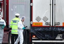 TIRda bulunan 39 cesetle ilgili 8 kişi gözaltına alındı