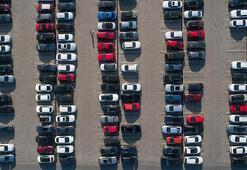 Otomotiv pazarı ekimde yüzde 127,5 büyüdü
