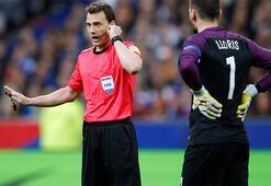 Real Madrid-Galatasaray maçının hakemi Zwayer