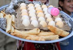 İddiaya girdi, 41 yumurta yiyip öldü