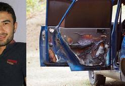Uşakta kayıp kişinin cesedi yanmış otomobilde bulundu