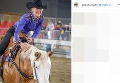 Gina Schumacherin paylaşımına destek yağdı