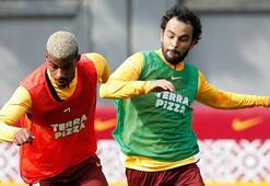 Galatasaray, Real Madrid hazırlıklarını sürdürdü