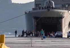Yunanistanda göçmen gerilimi tırmanıyor Silahlarına sarılacaklar