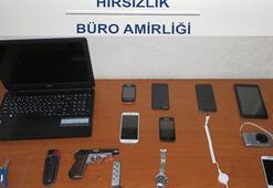 Gürcistandan kimlik değiştirip Türkiyeye gelen hırsızlar yakalandı