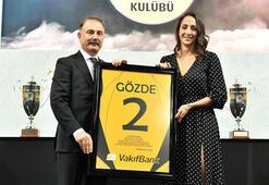 Gözde Kırdarın forması emekli edildi