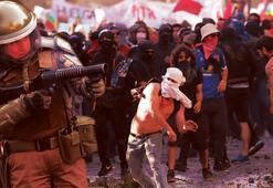 Şilideki hükümet karşıtı protestolar