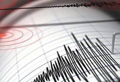 Son depremler Muğlada peş peşe 3 deprem